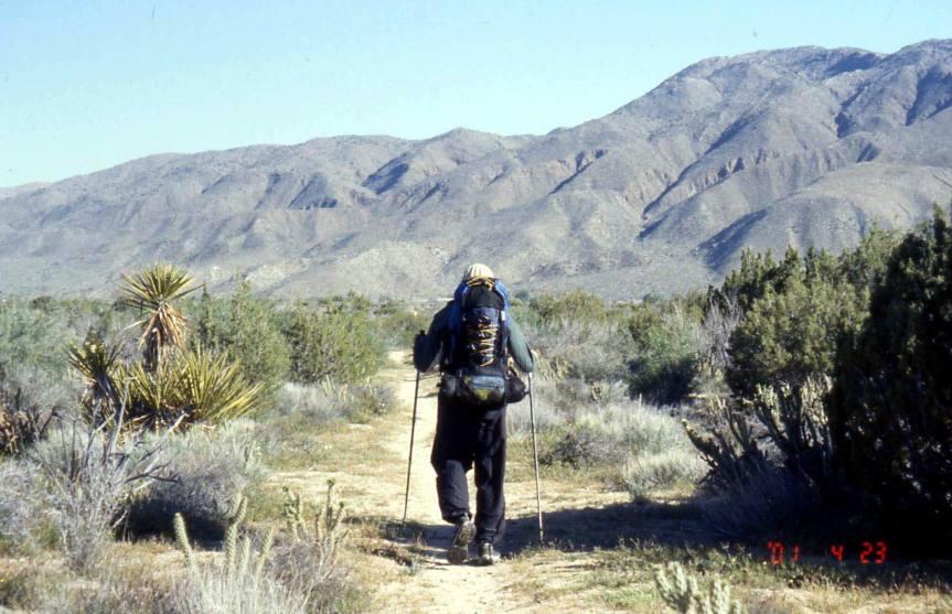 2001 San Felipe Hills